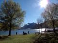 Alpenregion Ferienwohnungen Radwege zum Bodensee